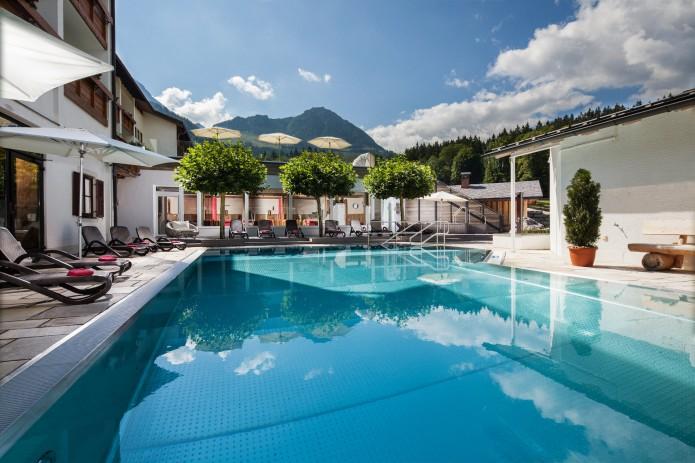 hotel alpenhof schwimmbad